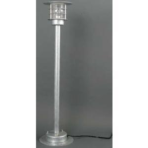 GALVANIZED STAND LAMP ガルバナイズドスタンドランプ ダルトン 113-288 (S:0240)|honyaclub