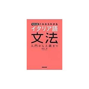 NHK出版これならわかるイタリア語文法/武田好