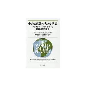 小さな地球の大きな世界/J・ロックストローム