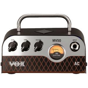 VOX ヴォックス / MV50 AC / Nutube搭載 ギター・アンプ・ヘッド hoochies