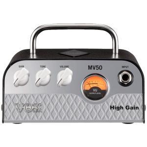 VOX ヴォックス / MV50 -HG High Gain / 新真空管Nutube搭載 ギター・アンプ・ヘッド hoochies