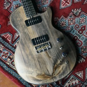 Bacchus バッカス / JRP Guitars PARROT II / CHG-MAT / アカマツギター hoochies