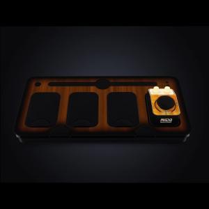 NEXI 4 Slot Starter AG / アコースティックギター用ペダルボード hoochies