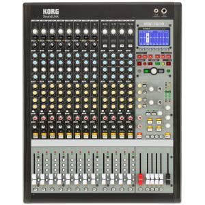 KORG MW-1608 HYBRID ANALOG/DIGITAL MIXER hoochies