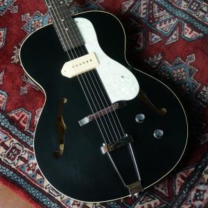 Crews Maniac Sound クルーズマニアックサウンド / CP-01 Black / Thin Body Full Acoustic Guitar フルアコ hoochies