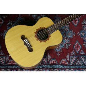 Zemaitis ゼマイティス / CAM-60F / フラットトップ・ミニアコースティックギター 【店頭チョイ傷特価】|hoochies
