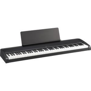 KORG コルグ / B2 BK / デジタルピアノ 88鍵 / ※スタンド別売 / ※今なら即納可能です|hoochies