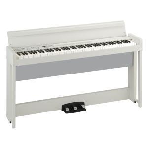 KORG コルグ / C1Air WH ホワイト / デジタルピアノ 88鍵 / ※在庫あり、即納可能です|hoochies