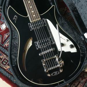 Duesenberg デューゼンバーグ / Double Cat / Black / エレキギター hoochies