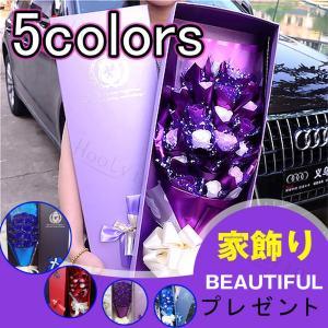 ソープフラワー ボックス バラソープフラワー 母の日ギフト お祝い プロポーズ プレゼント いい香り flower01