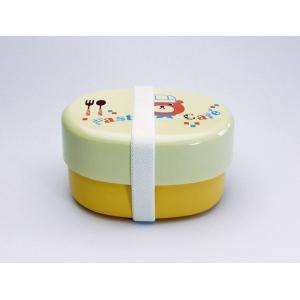 【在庫処分品】山中漆  レンジ食洗器対応・子供弁当箱・くま 081-0178 日本製   材質:PET、ABS樹脂|hoonstore