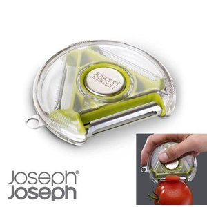 JosephJoseph ジョセフジョセフ ロータリーピーラー グリーン|hoonstore