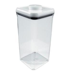 【在庫限定特価品】オクソー(OXO) ポップコンテナ − ビッグスクエア(トール) 5.2L ホワイト|hoonstore