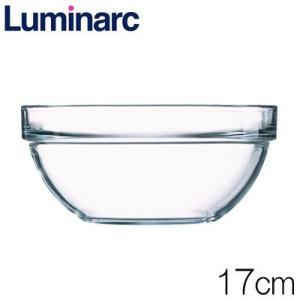 リュミナルク Luminarc アンピラブル サラダボウル17cm 品番:2370-329 強化ガラス製|hoonstore