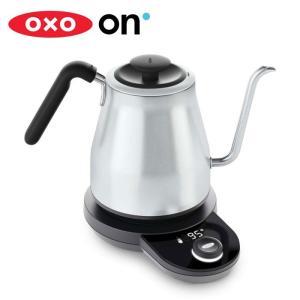 オクソー OXO On ドリップケトル 温度調整&タイマー機能付 8717100 容量1.0L|hoonstore