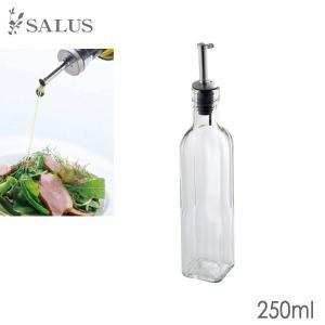 佐藤金属興業 SALUS カプリ オイル&ビネガージャー  Mサイズ 容量:250ml|hoonstore