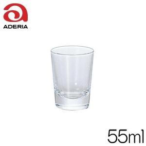 石塚硝子 アデリアグラス Wウイスキー 319 容量55ml |hoonstore