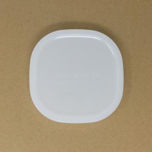 【部品】iwaki イワキ パック&レンジ  450ml用のフタ カラー:クリアホワイト|hoonstore