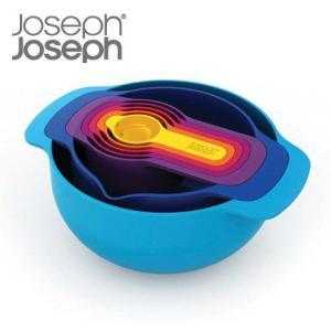 JosephJoseph ジョセフジョセフ NEST7 Plus ネストセブンプラス ボウル・計量カップ7点セット|hoonstore