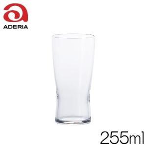 石塚硝子 アデリアグラス 薄吹きビアグラスS B-6769 容量255ml 強化ガラス製|hoonstore