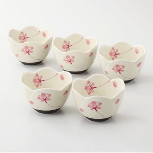 西海陶器  桜の舞      小付揃 50999 有田焼    材質:磁器|hoonstore