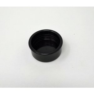 【部品】Kalita カリタ ナイスカットミル用受缶フタ ブラック  #81007 *ナイスカットGとNET Gには合いません。|hoonstore
