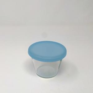 【部品】iwaki イワキ プリンカップ  100ml KBT904用のフタ カラー:ライトブルー|hoonstore|02