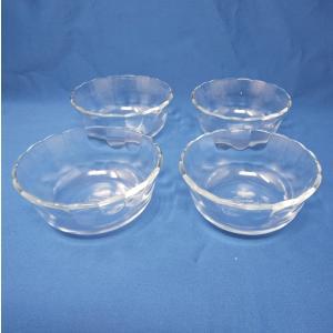 パイレックス PYREX      カスタードカップ 300ml 4個組    CP-8551-4 hoonstore