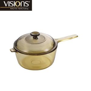 ビジョン VISIONS ソースパン2.5L 片手鍋 ※IH非対応|hoonstore