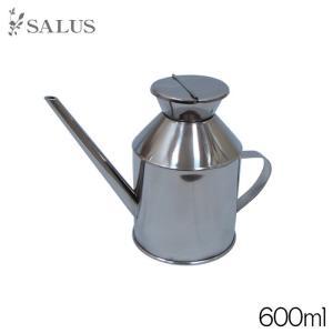 佐藤金属興業 SALUS コッフルオイルカン 容量:600ml|hoonstore