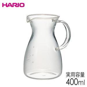 ハリオ HARIO 耐熱コーヒーデカンタ 実用容量400ml|hoonstore