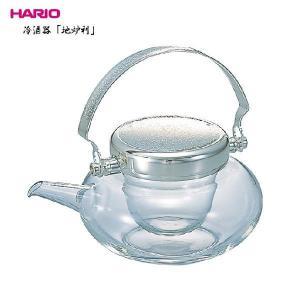 ハリオ HARIO 冷酒器 丸地炉利 フタツマミなし 360ml|hoonstore