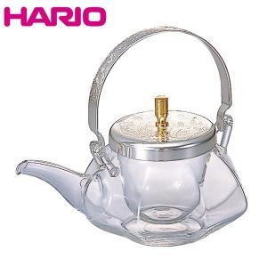 ハリオ HARIO 冷酒器 八角地炉利 実用容量360ml 2合|hoonstore