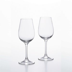 石塚硝子 アデリアグラス RONA ホワイトワインペア 容量280ml|hoonstore|02