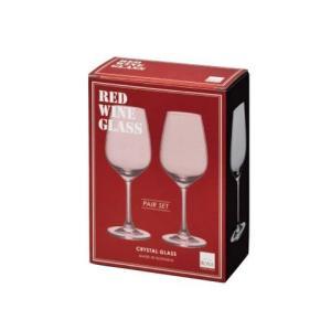 石塚硝子 アデリアグラス RONA レッドワインペア 容量340ml|hoonstore|03