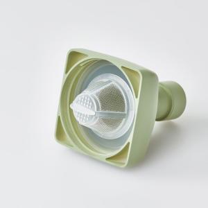 ハリオ HARIO カークボトル カラー:ホワイト・スモーキーピンク・スモーキーグリーン  実用容量1200ml ※各色別売|hoonstore|05
