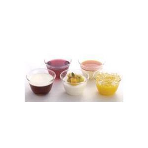 【お買い得品】イワキ  iwaki プリンカップ 100ml(満水容量150ml) 6個セット KBT904-6 hoonstore 02