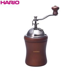 ハリオ HARIO コーヒーミル・ドーム 容量:コーヒー粉 約35g