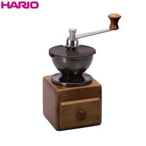 ハリオ HARIO スモールコーヒーグラインダー  容量:コーヒー粉 約24g