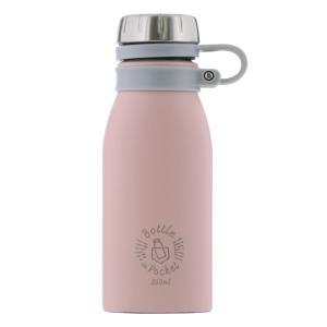 ベストコ  ボトルインポケット0.35L カラー:ピンク、アッシュグリーン、ネイビー|hoonstore