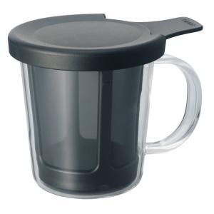 HARIO(ハリオ)       ワンカップコーヒーメーカー ・1杯用   実用容量170ml   OCM-1-B<br>|hoonstore