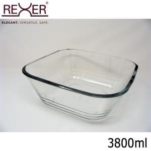 アデリアグラス REXER BOWL260 容量3800ml|hoonstore