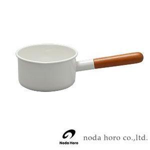 野田琺瑯 POCHKA ミルクパン 12cm ※IH非対応です|hoonstore