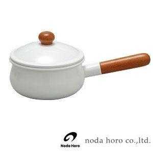 野田琺瑯 POCHKA ソースパン 15cm IH対応 PO-15S 片手鍋 IH対応 hoonstore