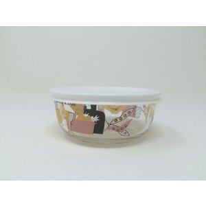 【在庫限定特価品】iwaki イワキ Shinzi Katoh パックぼうる 小 cooking 満水容量180ml hoonstore
