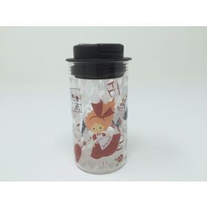 ShinzKatoh  塩・コショウ入れ 耐熱ガラス 120ml alice RG-21211|hoonstore