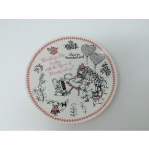 【在庫限定特価品】Shinzi Katoh 中皿 Alice in Wonderland PK 径15.3×高さ2.2cm RG-21267|hoonstore
