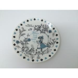 【在庫限定特価品】Shinzi Katoh 中皿 Alice in Wonderland 径15.3×高さ2.2cm RG-21268|hoonstore