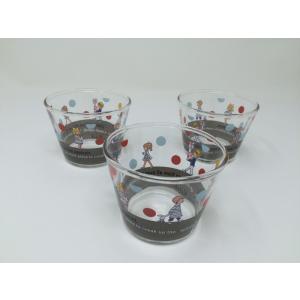 【在庫限定特価品】Shinzi Katoh 耐熱ガラスのプリンカップ L  children 3個セット 実用容量150ml RG-50100|hoonstore