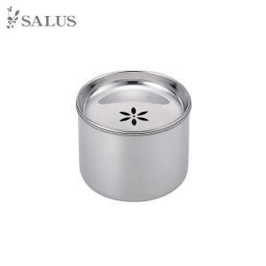 【在庫限定特価!】佐藤金属興業 SALUS ステンレス建水|hoonstore